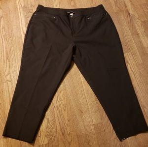 ⭐C. J. Banks signature slimming pants. Size 24w